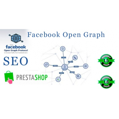 Установка Facebook Open Graph Протокол Мета-тегов для Prestashop.