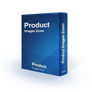 Увеличение изображения продуктов