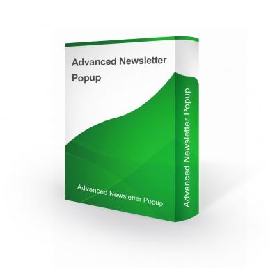 Advanced Newsletter Popup